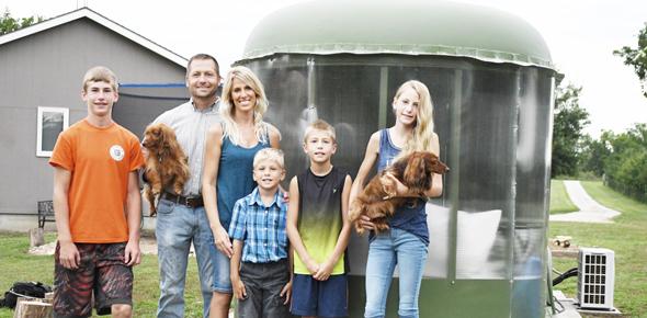 Eddington family